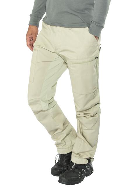 Fjällräven Abisko Lite Trekking Trousers Men limestone